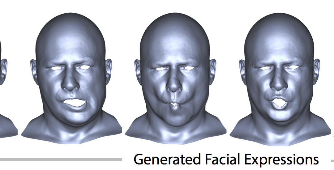 Facial Expression Synthesis using a Global-Local Multilinear Framework